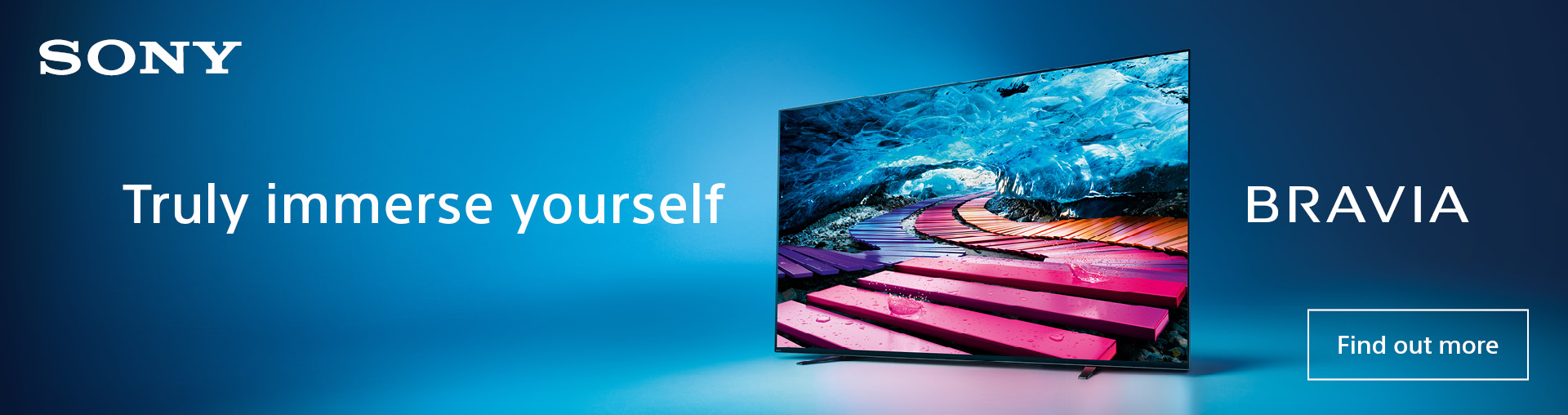 Browse our range of Sony TV