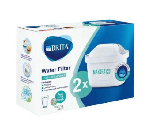 Brita Maxtra+ Catridge Water Filter 2 Pack