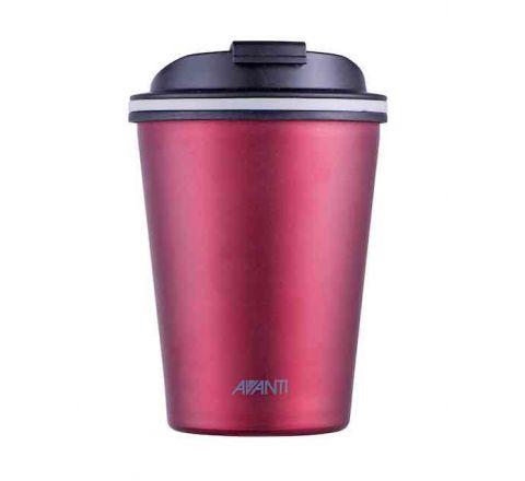 Avanti Go Cups 280ml Ruby - SKU 13446