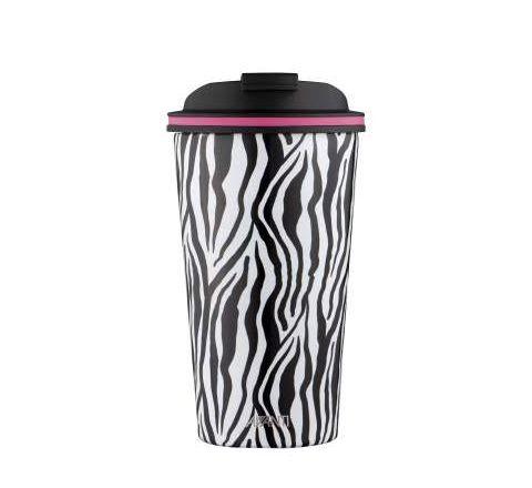 Avanti Go Cups 410ml Zebra - SKU 13529