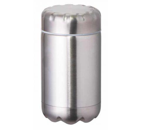 Avanti Fluid Double Wall Vacuum Food Flask 500ml Stainless Steel - SKU 15792