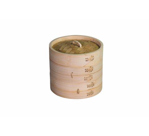 Avanti Wooden Steamer (15cm) - SKU 16681