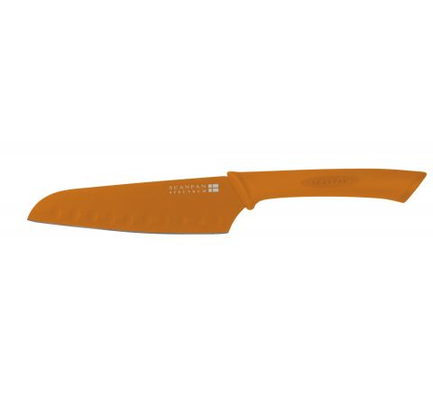 Scanpan Santoku Knife (Orange, 14cm) - SKU 14-18782