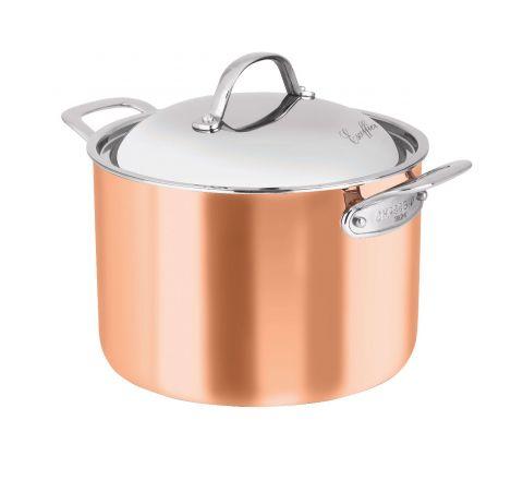 Chasseur Stock Pot Copper 7L - SKU 19829