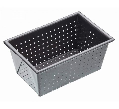 MasterCraft Crusty Bake Box Sided Loaf Pan 17x11cm - SKU 40105