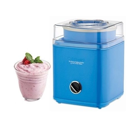 Cuisinart 2L Ice Cream Maker - Tropical Blue - SKU ICE-30TBA