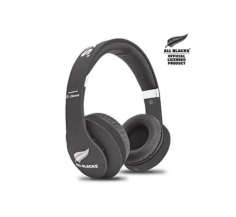 IDance Funky All Blacks Headphones - SKU FUNKYAB
