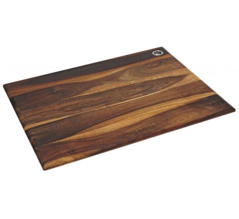 Peer Sorensen Slim Line Long Grain Timber Cutting Board 40 x 30 x 1.2cm - SKU 74527