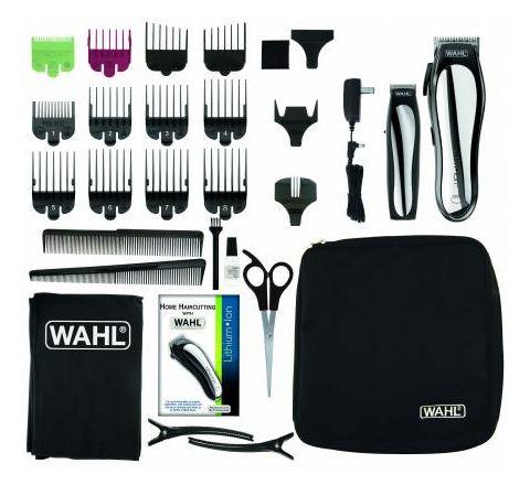 Wahl Lithium Ion Power Duo Cordless Haricutting Kit - SKU WA79600-2112