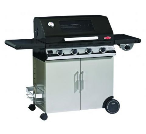 BeefEater Discovery 1100E Mobile BBQ & Trolley - SKU BD16242 BD23842