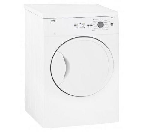 Beko 7 kg Sensor Vented Dryer - SKU BDV70W