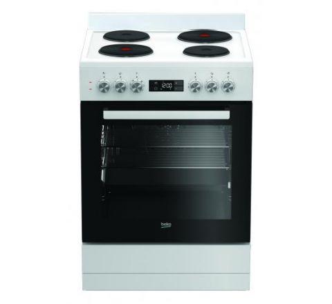 Beko Freestanding Oven - SKU BFC60EMW1