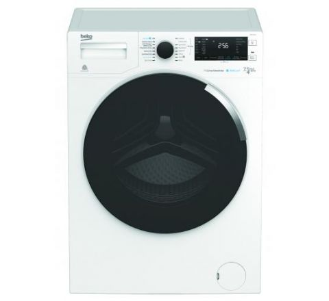 Beko 7.5kg Front Load Washer 4kg Dryer Combo - SKU BWD7541IG