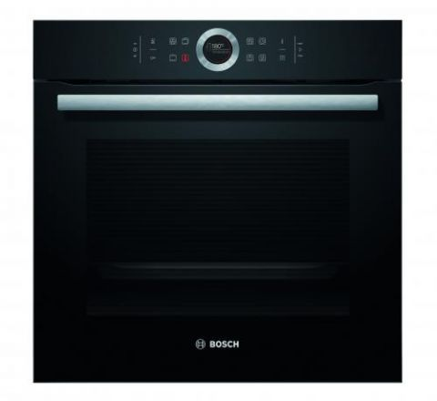 Bosch Built-In Multifunction Pyrolytic Oven - SKU HBG6753B1A