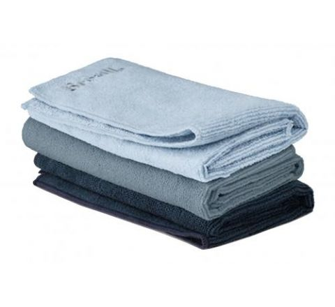 Breville The All Clean Microfibre Cloths - SKU BES040GRY