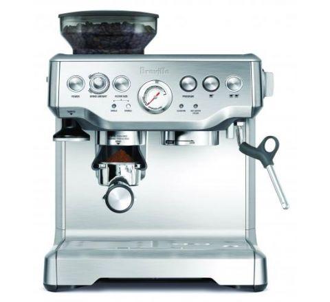 Breville The Barista Express Coffee Machine - SKU BES870BSS