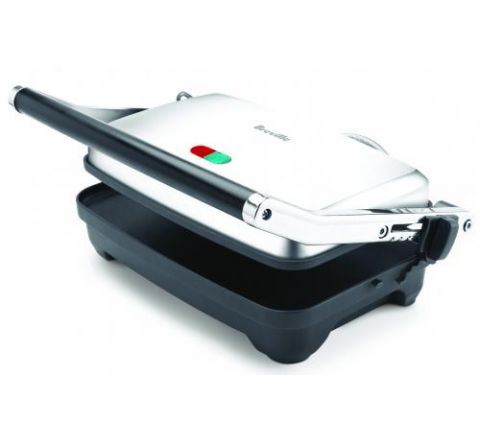 Breville The Toast & Melt Sandwich Press - SKU BSG220BSS