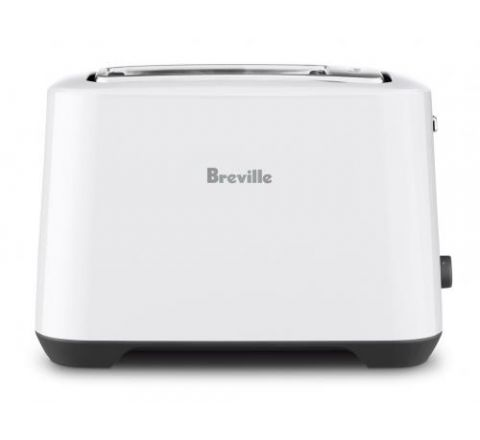 Breville The Lift & Look Plus 2 Slice Toaster - SKU BTA360WHT
