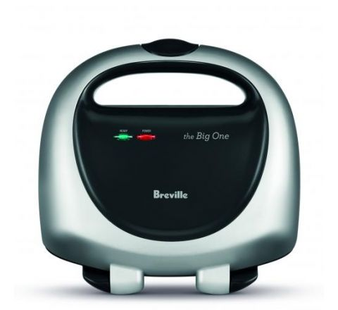 Breville The Big One Toasted Sandwich Maker - SKU BTS100SIL