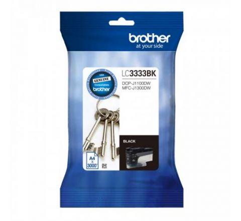 Brother Ink Cartridge Black - SKU LC3333BK