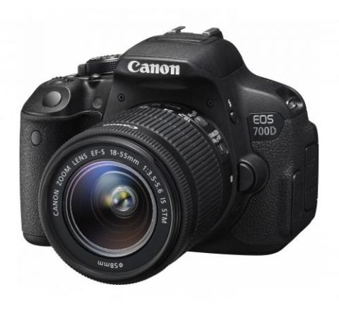 Canon EOS 700D Single Lens Kit - SKU 700DKIS