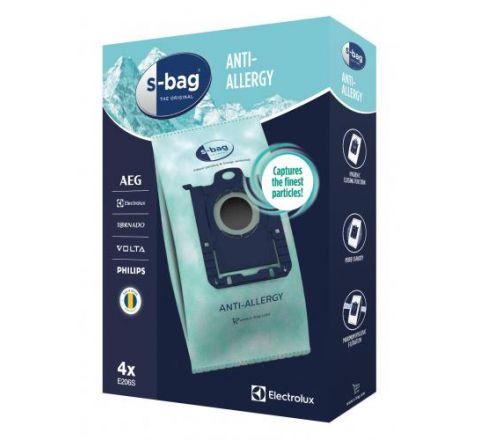 Electrolux Anti-Allergy Vacuum Bags - SKU E206S