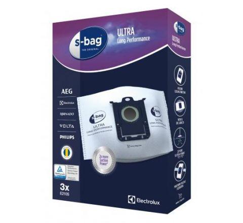 Electrolux Ultra Long Performance Vacuum Bags - SKU E210S