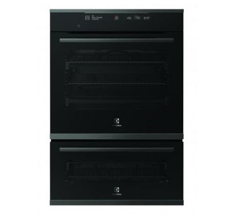 Electrolux Duo Built-In Pyrolytic Oven - SKU EVEP626DSD
