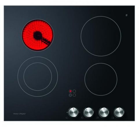 Fisher & Paykel Ceramic Cooktop - SKU CE604CBX2