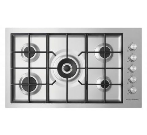 Fisher & Paykel Integrated Gas on Steel Cooktop - SKU CG905DWNGFCX3