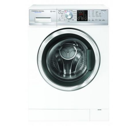 Fisher & Paykel 8.5kg Front Load Washer 5kg Dryer Combo - SKU WD8560F1