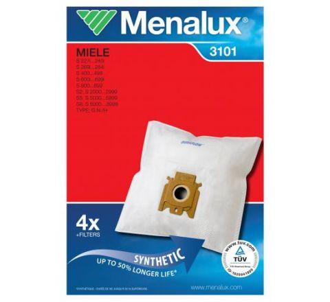 Menalux 3101 Vacuum Cleaner Bags - SKU 3101