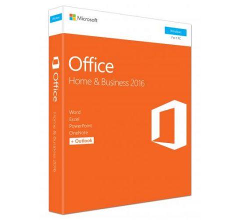 Microsoft Office Home & Business 2016 PC - SKU T5D02877