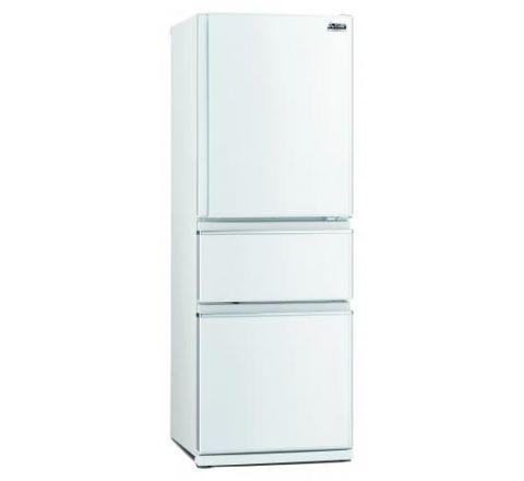 Mitsubishi Electric 370L Connoisseur Two Drawer Refrigerator - SKU MRCX370EJWA1