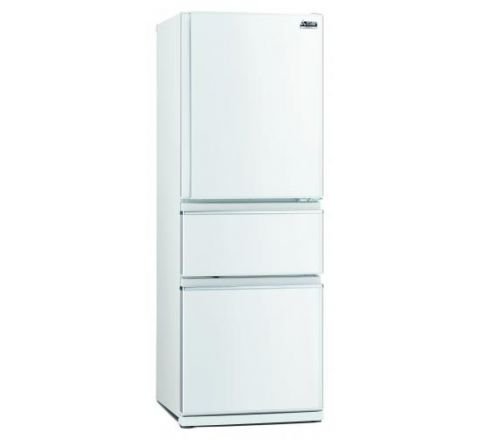 Mitsubishi Electric 370L Connoisseur Two Drawer Refrigerator - SKU MRCX370EJWA1