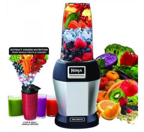 Ninja Nutri Ninja Blender & Smoothie Maker - SKU BL450ANZ