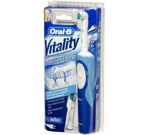 Oral-B Vitality Precision Clean Electric Toothbrush - SKU D12PC2