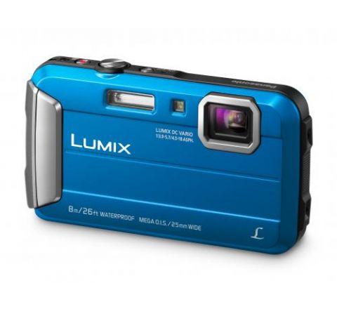 Panasonic Lumix Tough Digital Waterproof Camera - SKU DMCFT30GNA