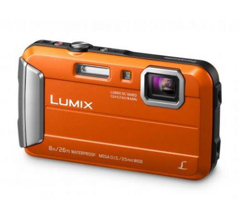 Panasonic Lumix Tough Digital Waterproof Camera - SKU DMCFT30GND
