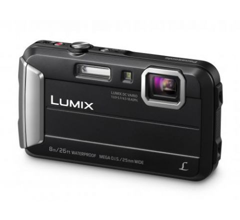 Panasonic Lumix Tough Digital Waterproof Camera - SKU DMCFT30GNK