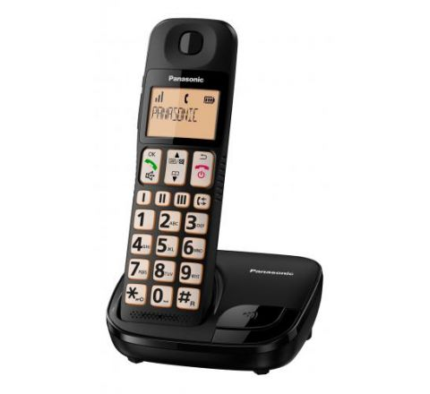 Panasonic Cordless Phone - SKU KXTGE110NZB