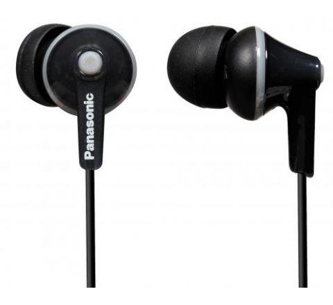 Panasonic Canal Styled Earphones - SKU RPHJE125EK