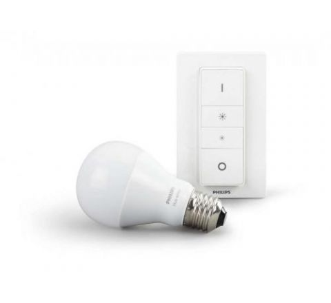 Philips Hue E27 Wireless Dimming Kit - SKU HUE137011