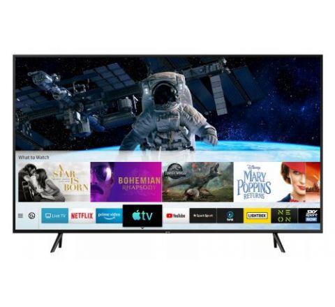 "Samsung 65"" 4K QLED Smart TV Dual Tuner - SKU QA65Q60RASXNZ"