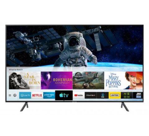 "Samsung 58"" 4K UHD Smart TV Dual Tuner - SKU UA58RU7100SXNZ"