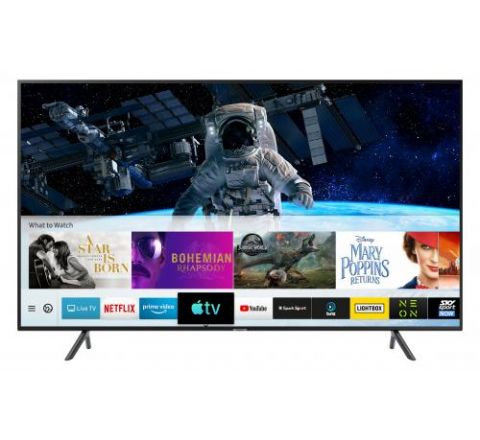 "Samsung 65"" 4K UHD Smart TV Dual Tuner - SKU UA65RU7100SXNZ"