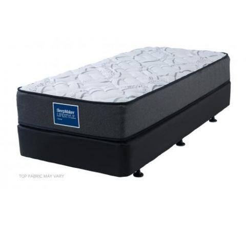 SleepMaker Chorus Bed King Single Medium - SKU K02530JM K02532JP