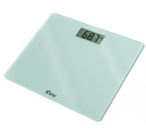 Weight Watchers Electronic Bathroom Scale - SKU WW58A