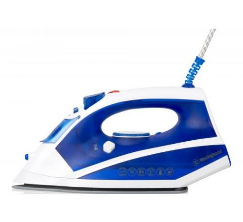 Westinghouse Opti-Glide Steam Iron - SKU WHIR01WB