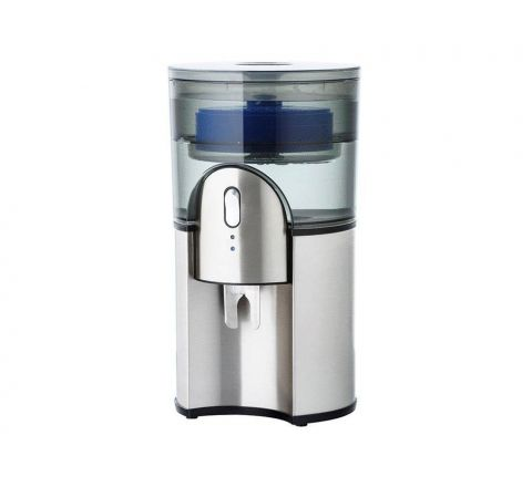Aquaport AQP-24SS Desktop Filtered Water Cooler Stainless Steel